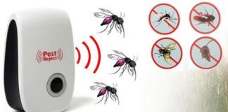 Ультразвуковые отпугиватели против комаров