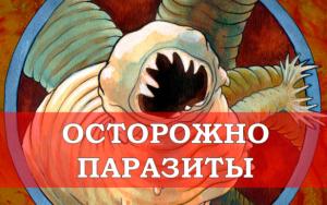 Разновидности подкожных паразитов у человека