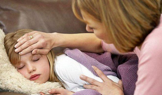 Общая слабость у детей