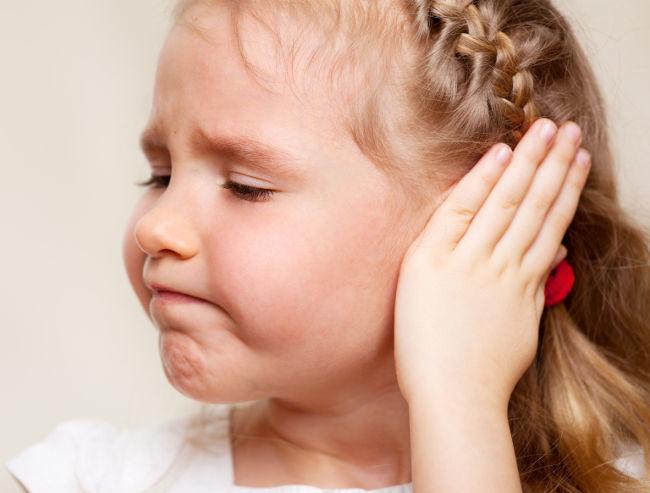 Шум в ушах у детей