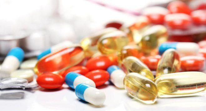 Препараты содержащие железо