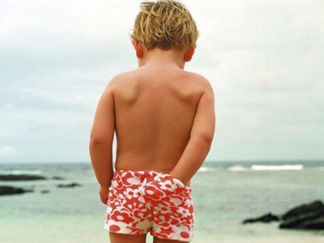 Ребенок испытывает зуд в области анального отверстия