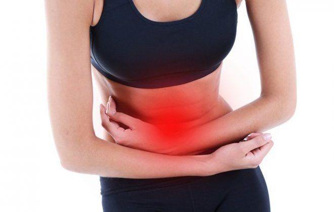 Регулярные боли в животе