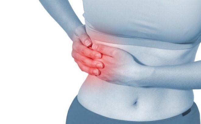 Боли в области желудка и правого подреберья