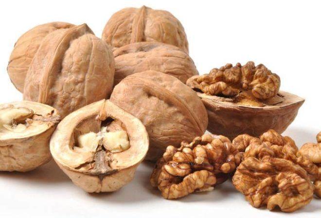 Грецкие орехи помогут от остриц