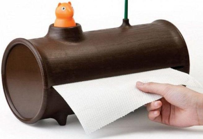 Использование одноразовых полотенец