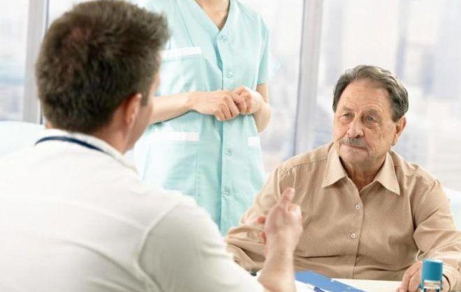 Консультация с врачом при наличии глистов