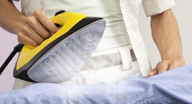 Обработка одежды и белья при появлении вшей