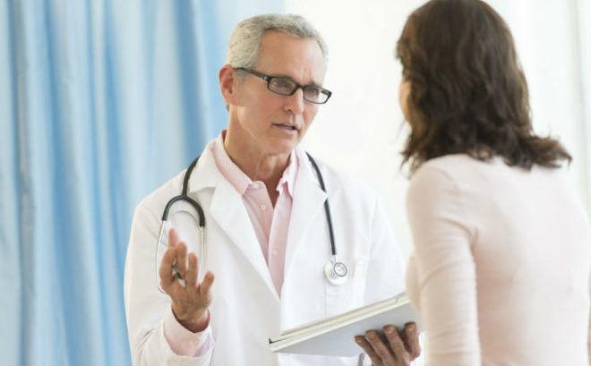 Обращение к врачу при глистах