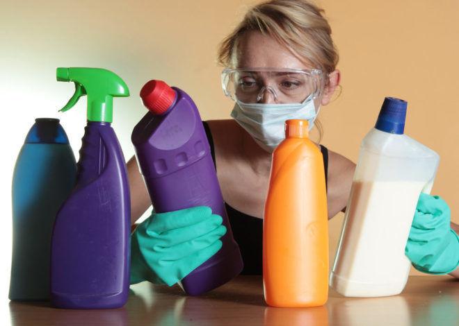 Опасная химия