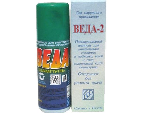 Применение «Веда-2»