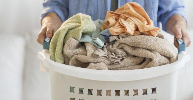 Стирка постельного белья с использованием высоких температур