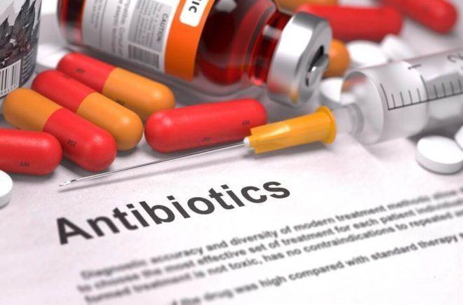 Антибиотики влияют на органы ЖКТ что может привести к демодексу