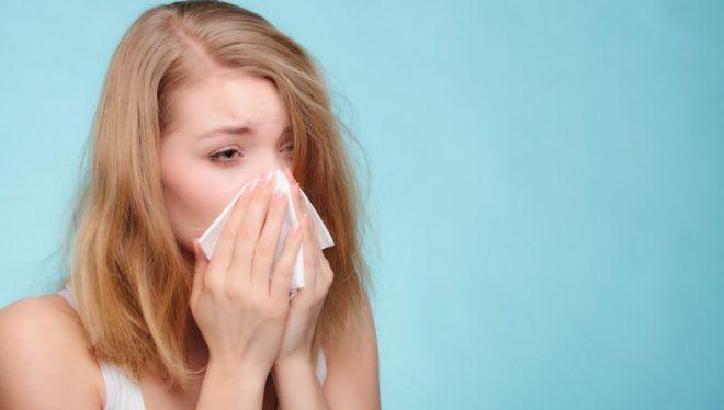 Эфирные масла и аллергия