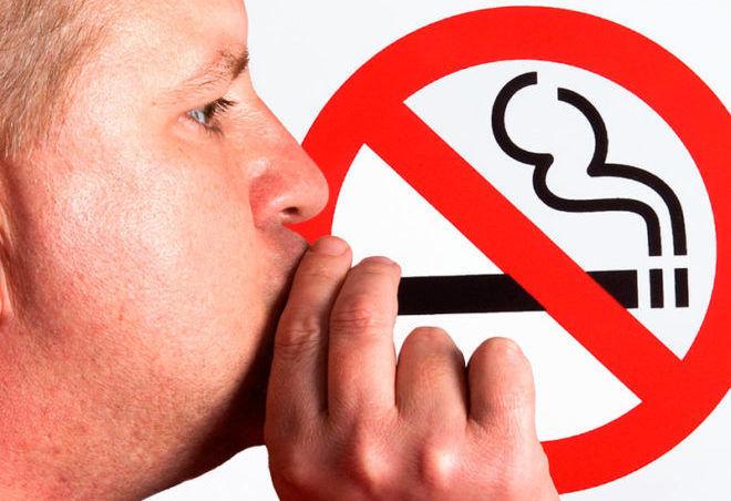 Из-за курения у человека может появиться подкожный клещ