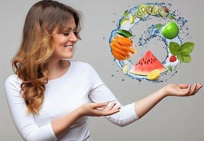 При чесотке рекомендуется употреблять больше витаминов