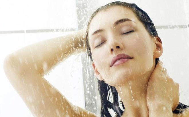Принять душ